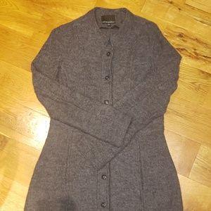 Wool Coat Size Medium